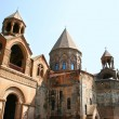 Stock Photo: Ancient Apostolic church in Armenia