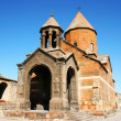 Khor Virap monastery in Armenia — Stock Photo