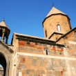 Khor Virap monastery in Armenia - Stock Photo