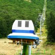 Ropeway in Jermuk — Stock Photo #10756856