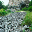 Rocks landscape — Stockfoto