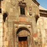 格加尔德修道院 — 图库照片