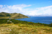 Sevan lake — Stock Photo