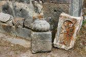 十字架石或跨石头 — 图库照片
