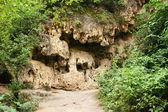 Grottes au pont du diable — Photo