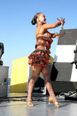 Dansçı — Stok fotoğraf