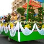 Flowers festival — Stock Photo