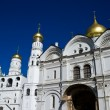 Moscow Kremlin (inside) — Stock Photo