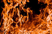 Fire texture — Stock Photo