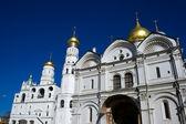 Moscow Kremlin (inside) — Foto de Stock