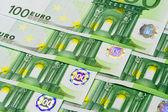 Billete de euro — Foto de Stock