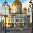 Cathedral of Christ Saviour — Stock fotografie #11648535
