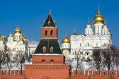 Москва — Стоковое фото