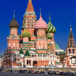 St Basil's Cathedral - Stock Photo