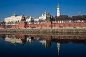 Moscou — Foto Stock