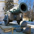 The biggest ancient cannon — Stock Photo #11831482