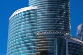 超高層ビルの詳細 — ストック写真