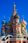 Saint Basil Cathedral on Red Square — Stock Photo