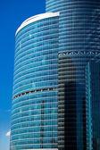 Business skycrapers details — Stock Photo