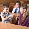Royalty-Free Stock Photo: Classroom scene
