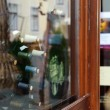 shopfront of winery — Stock Photo
