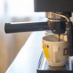 Espresso machine — Stock Photo #11794788