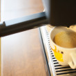 Espresso machine — Stock Photo #11794790