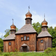 Wooden ChristiOrthodox Church — Foto Stock #10926787