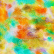 Abstract watercolor paint on paper — Stock Photo