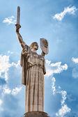 Monument in Kiev - Rodina - Mother — Stock Photo