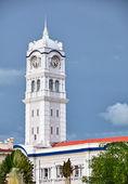 Clock tower. Malaysia, Georgetown — Stock Photo
