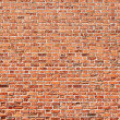 Red brick wall background — Stock Photo #11368629