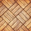 Parquet floor background - Stock Photo