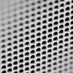 Постер, плакат: Abstract background ventilation grille