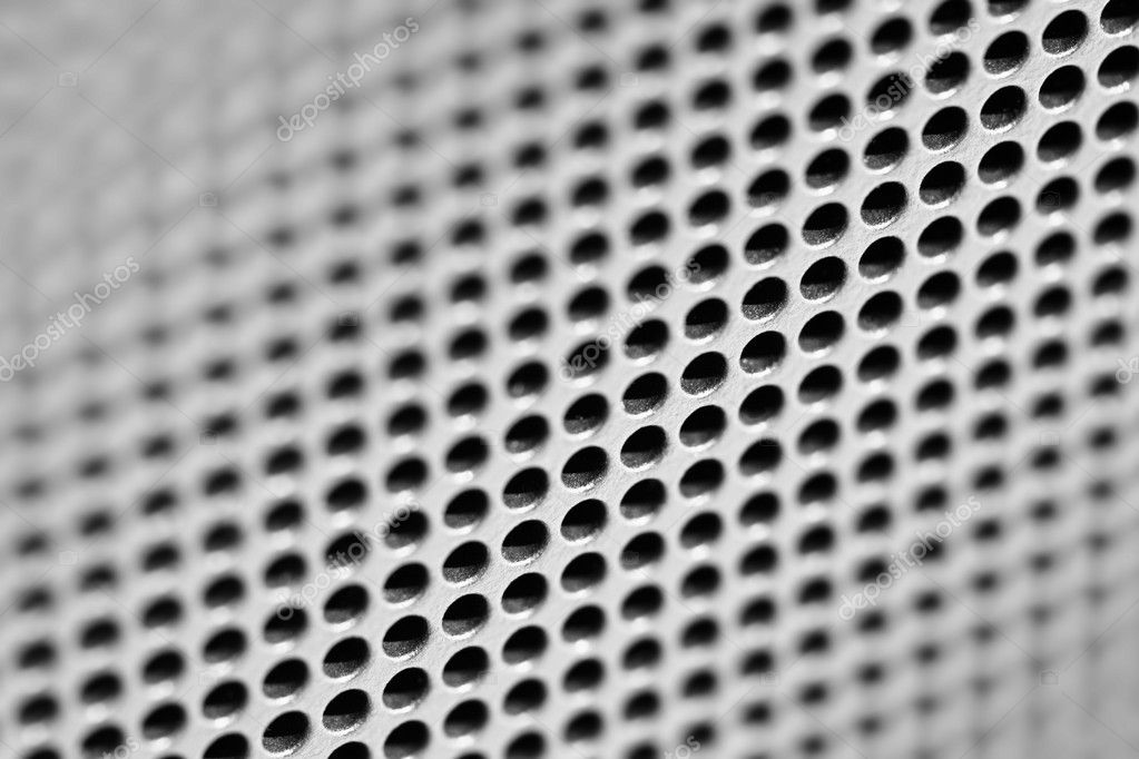 Abstract industrial grunge background - ventilation grille — Stock Photo #11411868