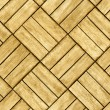 Parquet floor - seamless texture — Stock Photo