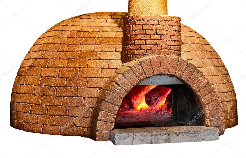 Дровяная печь для выпечки хлеба своими руками