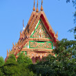 Foto Stock: Roof of Thai Monastery