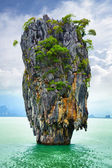 Bond island in Thailand — Stock Photo