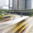 Hong Kong road - Foto Stock