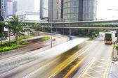 Hong Kong road — Stock Photo