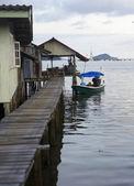 Fishermans vesnice — Stock fotografie