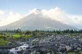 Mayon Volcano — Stock Photo