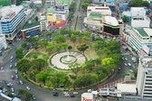 Fuente Osmena Circle — Stock Photo