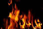 Fire texture — Стоковое фото
