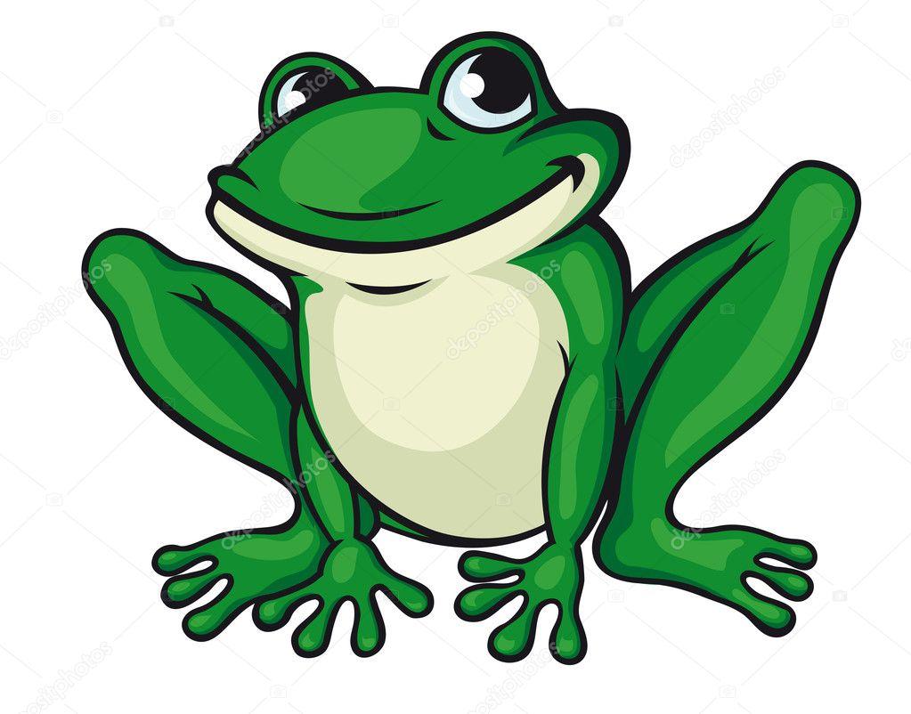 Мультфільм жаба