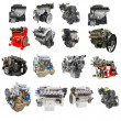 Engines — Stock Photo #11641671