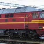 A Train — Stock Photo #12307950