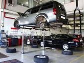 Repair garage — Foto Stock