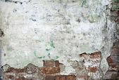 Background from high detailed fragment stone wall — Stock Photo